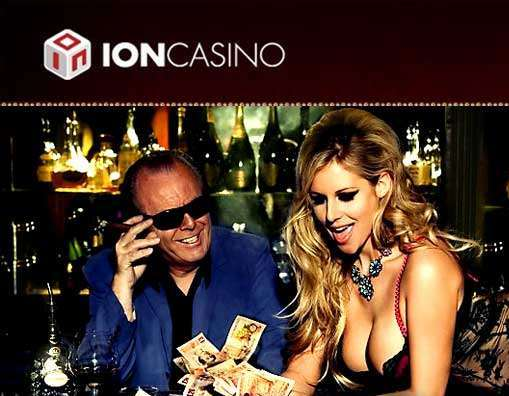 Ioncasino via HP